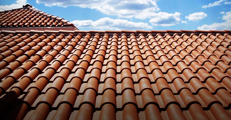 new tiled roofs with monier prime